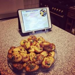 madeleines tiguidou + tablette