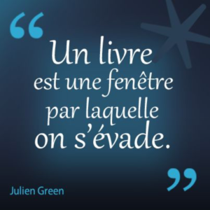 La Morétaine : citation Julien Green