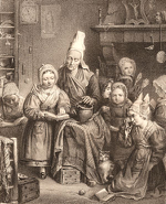 La Morétaine : hommage à la maitresse d'école de Quesnel