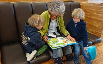 Faire la lecture à ses enfants favorise leur apprentissage du langage
