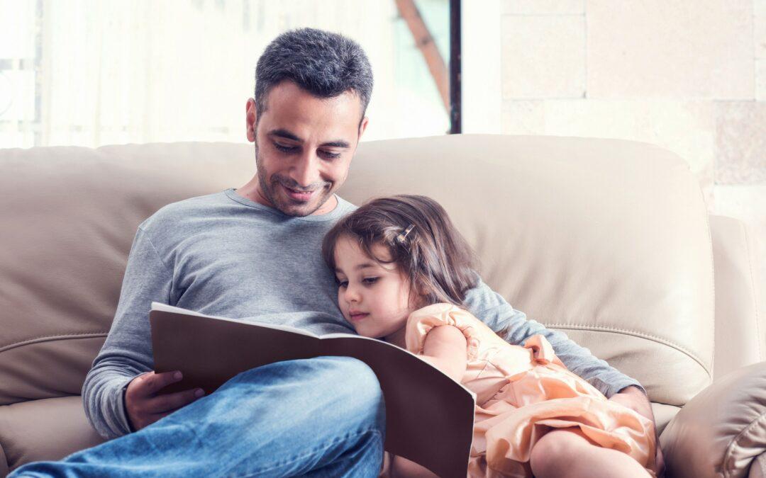 Quand les papas font la lecture …