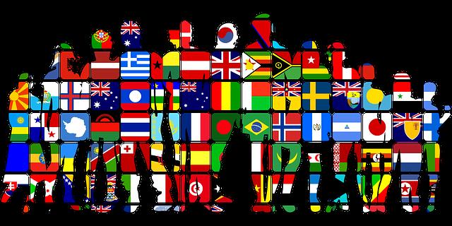 communication numérique internationale